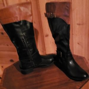 Riding style boots by Rampage
